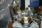 Sterling Silver Coffee Set