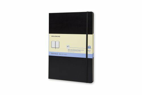 Moleskine Folio Sketch Book: A4 9788862931939 (Notebook / blank book, 2009)