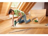 Bosch Uneo Maxx Cordless Rotary Hammer Drill with 18 V Lithium-Ion Battery