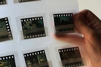 Transfert de diapositives négatifs photos en papier en photos
