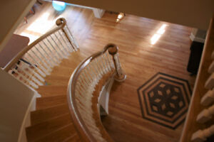 Hardwood & Leminate Floor installation