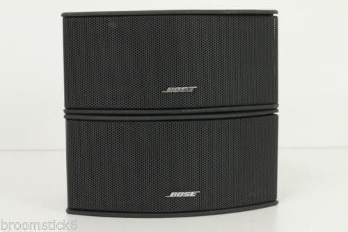 bose 321 speakers ebay. Black Bedroom Furniture Sets. Home Design Ideas