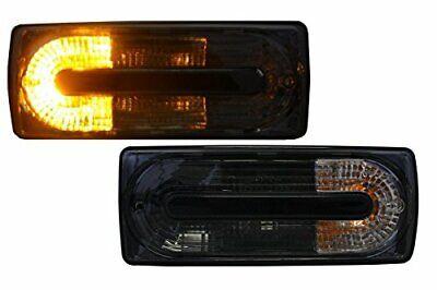 Rückleuchten für MERCEDES G-Klasse W463 G55 Design 89-15 Schwarzer Rauch Edition