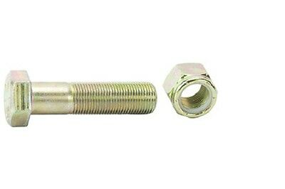 RUFFSTUFF SPECIALTIES GRADE 8 HEX HEAD BOLT 3/4