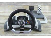 Official Microsoft Xbox 360 Racing Wheel