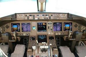 Jet Airliner Simulator & X-Country Experience For 2