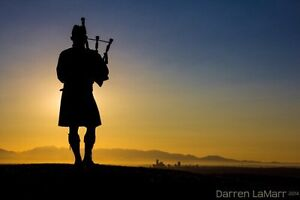 Bagpiper for Hire Edmonton Edmonton Area image 1