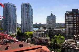Yaletown Condo for sale:  2 bedroom 1,036 sq.ft