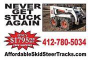Bobcat Steel Tracks