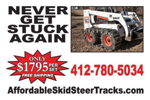 Bobcat Steel Tracks Business Amp Industrial Ebay