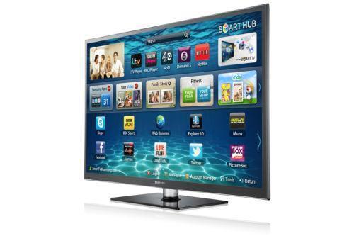 Samsung Smart Tv Series 6 Samsung Smart Tvs Ebay