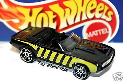 2008 Hot Wheels #97 Web Trading Cars '69 Chevy Camaro for sale  Shipping to Canada