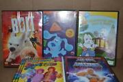 Max and Ruby DVD Lot