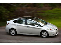 toyota prius ready for pco drivers + H I R E + U_B_E_R from £110
