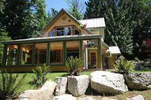 Gambier Island House for sale:  2 bedroom 2,000 sq.ft
