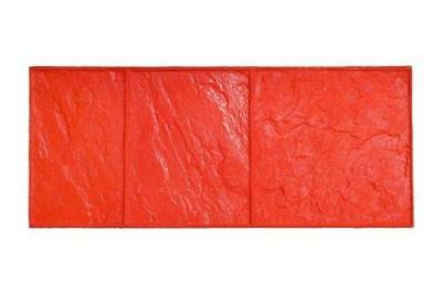 Varied Slate Single Concrete Stamp For Borders By Walttools