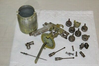 Binks Paint Sprayer 62 W Many Spare Parts All For One Price