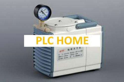 Oil Free Diaphragm Lab Vacuum Pump 20L/m Pressure adjustable for chromatograph#