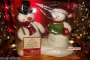 Hallmark Caroling Snowmen