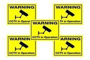 CCTV Window Stickers