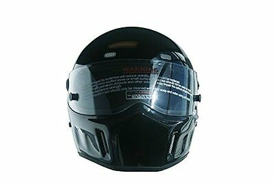CRG Motocross Motorcycle Full Face Fiberglass Helmet DOT APPROVED ATV-1