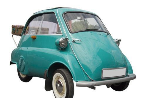 bmw isetta 600 ebay. Black Bedroom Furniture Sets. Home Design Ideas
