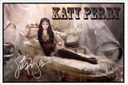 Katy Perry Signed