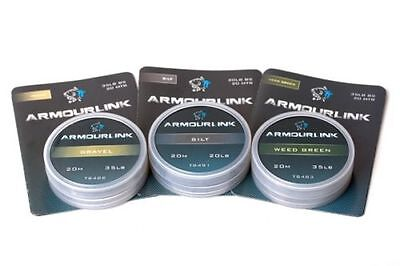 Nash Armourlink Fast Sinking Hooklink Braid = ALL TYPES