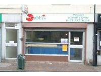 **** A3 TAKEAWAY AVAILABLE ON THE MAIN LANGLEY HIGH STREET - LOW RENT ****