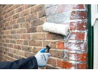 STORM DRY, MAKES YOUR PROPERTY WATERPROOF. SAVE ON HEATING BILLS, SEALS BRICKWORK AND MASONARY