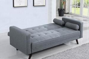 HOLIDAY SPECIALS ON NOW FABRIC FUTON LOWEST PRICES GUARANTEED ONLY $329