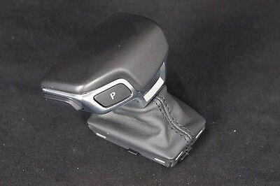 Audi Q7 4M Schaltknauf Leder Schalter Schaltsack Leder automatik chrom 4M1713140 (Schaltknauf Automatik Chrom)