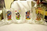 McDonalds Mickey Mouse Glasses