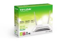 TL-MR3420 3G/4G Wireless N Router