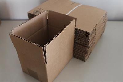 Scatola Cartone Imballaggio 20 PEZZI Cm 18X13X12 Scatole Per Spedizioni