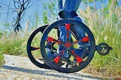 Tafeng Big Wheel All-Terrain In-Line Skates, Rollerblade - Chariot