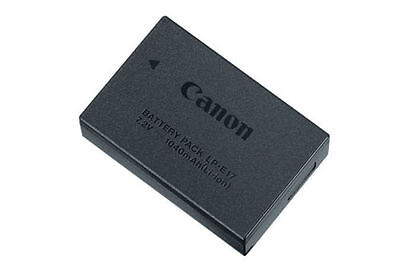 Genuine Canon LP-E17 Lithium-Ion Battery Pack for EOS M3 from Japan