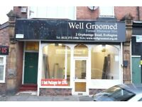 GROUND FLOOR RETAIL PREMISES ON ORPHANAGE ROAD - 1236 SQ FT LOW RENT A3/A5 PLANNING CONSENT