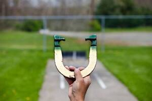 Horseshoe Pitching Season Is Almost Here.....