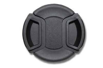 Kamera Objektivdeckel Innengriff Kunststoff 62mm schwarz