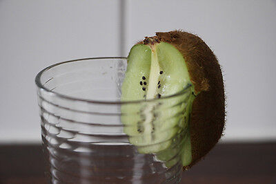 Dein neues Schälmesser: Das Wasserglas. (© Sina Huth)
