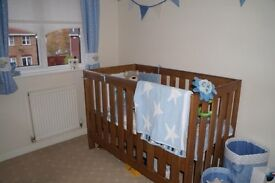 Cot Bed (from Next)