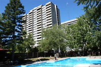 Nov 1st - 1 bd Apts $859 All Incl. Prince of Wales Complex