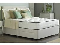 new divan bed is available cash on delivery