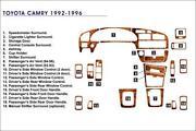Camry Dash Kit