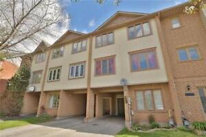 3+1 Townhouse in River Oaks Oakville