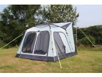Outdoor Revolution Moverite Pro XL Awning for motorhome complete with bedroom annexe