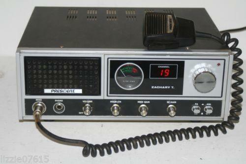 Used cb base station