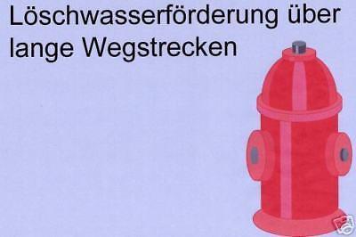 Feuerwehr Powerpoint Ausbildung  - Löschwasserförderung -  Strahlrohr Schläuche