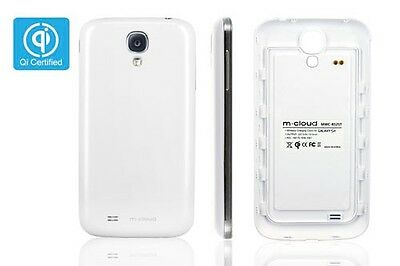 m-cloud Qi Wireless Charging Cover for Samsung Galaxy S4 on Rummage